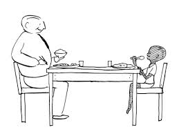 Table For Two by 祝アメリカ進出 Table For Two代表の小暮さんに聞いた Npoが存続