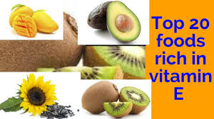 top 20 foods rich in vitamin e you can not help but know youtube