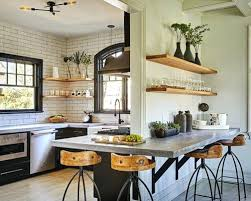 Design Kitchen Furniture Industrial Design Kitchen Ideas Mid Sized Industrial Enclosed