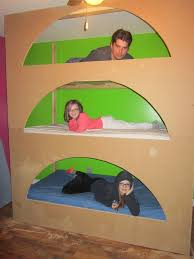 Best Triple Bunks Images On Pinterest Triple Bunk Beds - Triple bunk bed plans kids