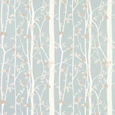cottonwood duck egg leaf wallpaper laura ashley