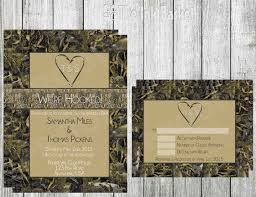 Camo Wedding Invitations This Listing Is For A Printable Wedding Invitation Fish Hook