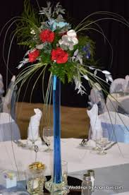 Tower Vase Centerpieces Weddings By Angelique