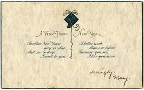 new year post cards happy new year pique of the week