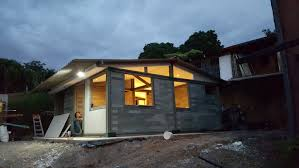 gallery of this house was built in 5 days using recycled plastic
