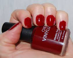 beauty squared cnd vinylux weekly polish in bloodline review