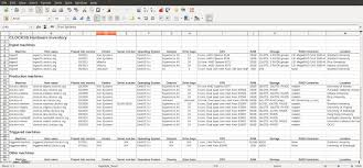 Inventory Spreadsheets Server Rack Inventory Spreadsheet Achla Co