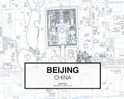 download beijing dwg mapacad