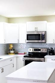 Design A Kitchen Home Depot I Survived My Diy Kitchen Renovation Before U0026 Afters The