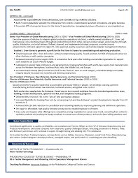 Supply Resume Examples by Executive Resumes For The Apparel Industry Prove You U0027re Cut From