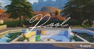 Sims 4 Pool Designs