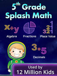 app shopper fifth grade splash math educational learning games