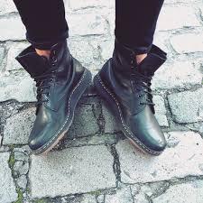 dm lite black boots jpg