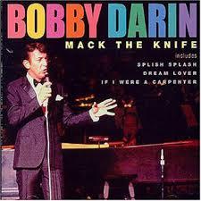 bobby darin u0027mack the knife u0027 500 greatest songs of all time