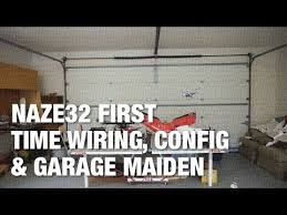 naze32 wiring configuration and garage maiden with diy mini