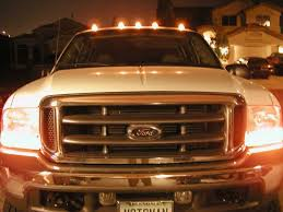 ford f250 cab lights kit f250 factory clearance light install