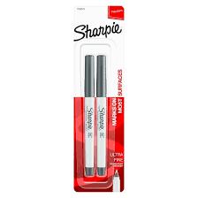 black friday at target tips sharpie permanent marker ultra fine tip 2ct black target