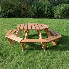 Folding Picnic Table With Benches Swimming Pool Wonderful Folding Picnic Table Bench Small Outdoor