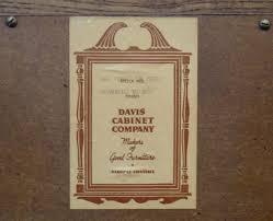 davis cabinet company dining room table davis cabinet company faq