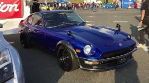 nissan fairlady 1970 old nissan fairlady z at tokyo drift 2015 youtube