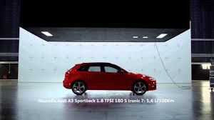 audi a3 sportback tv commercial with daft audi