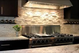 faux kitchen backsplash white faux stone veneer backsplash love the look with dark faux