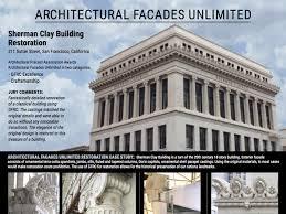 press architectural facades