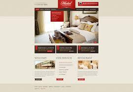 hotels website template 38839