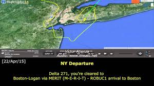Delta Interactive Route Map by Real Atc Delta Suffers Multiple Diversions Due To Bad Weather