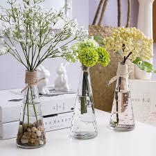 Modern Flower Vase Creative Living Room Decoration Modern Flower Vase Desktop