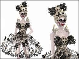 Couture Halloween Costumes Marketplace Boudoir Halloween Moria Couture