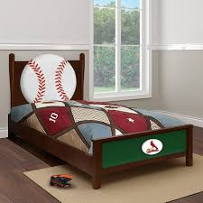 Bachman Furniture Milwaukee by Boys Baseball Twin Bed Beds U003e St Louis Cardinals Twin Bed