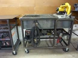 used plasma cutting table jim aderhold s welding and metalworking hobby chop saw cutting