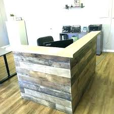 reception desk ideas reception desk ideas wood reception desk reclaimed wood reception counter reclaimed by wood reception desk ideas