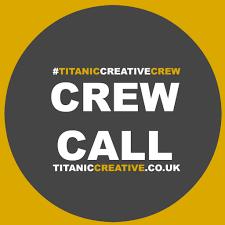 makeup artists needed crew calls in northern ireland and republic of ireland titanic