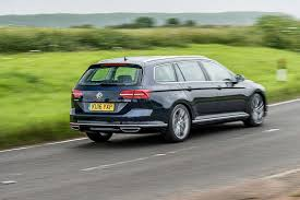 volkswagen passat r line blue vw passat estate 2017 long term test review by car magazine