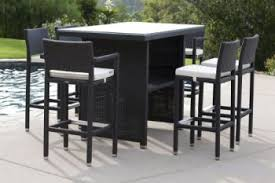Bar Set Patio Furniture Secondary Living Room Outdoor Bar Sets Darbylanefurniture