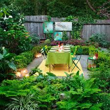 Backyard Decor Outdoor Decoration Ideas Sunset