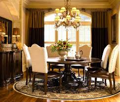 accessories awesome fancy round dining room table sets home