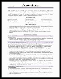 On Job Training Resume by Resume Personal Trainer Resume Examples