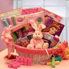 easter gift basket princess disney easter basket easter gift