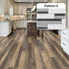 Kitchen Flooring Ideas Vinyl Multi Width X 47 6 In Stafford Oak Luxury Vinyl Plank Flooring