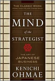 amazon black friday japan the mind of the strategist the art of japanese business kenichi