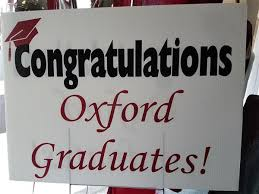 graduation signs congratulations graduate signs