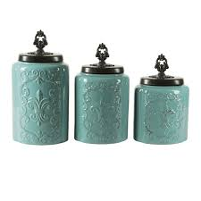 green canister sets kitchen lark manor 3 kitchen canister set reviews wayfair