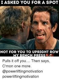 Bench Meme - 25 best memes about bench press bench press memes