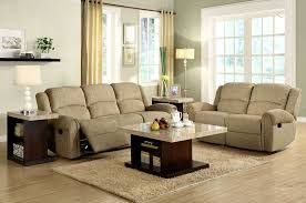 Chenille Reclining Sofa Coffee Table For Reclining Sofa Miketechguy