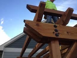 Pre Built Pergola by South Spokane Patio And Pergola Terrabella Inc