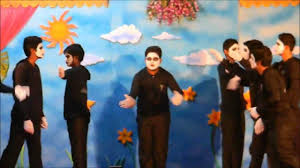 mime on water conservation youtube
