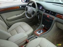 Audi A 6 2003 2003 Audi A6 3 0 Quattro Avant Beige Dashboard Photo 44344490